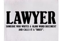Law Humor! / by Touro Law Center