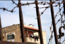 ISRAEL & PALESTINE / We work with those on both sides of the wall to help bridge separate lives and promote peace.