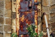 DOORWAYS TO ... /  ... somewhere near or far.