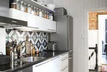 Kjøkkenideer / Kjøkkenideer