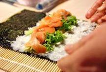 Warsztaty Sushi / Warsztaty Sushi w Akademii