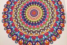 ❤️ Made by Sa'Sa - Mandala's / Kleuren voor volwassenen