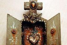 Catholic: Sacramentals, Shrines, Symbols, Icons & Imagery