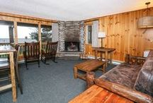 """Kalaloch Seacrest Rooms / Tucked into the conifer forest just to the south of Kalaloch Lodge is the Seacrest House, offering 10 rooms with private patios or balconies looking out toward the Pacific Ocean. The first floor units offer partial or """"peek-a-boo"""" Ocean views."""