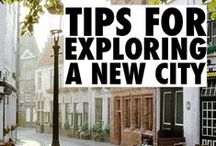 Travel. {tips & guides}