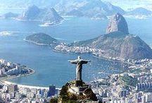 Travel. {South America}