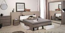 Moderní ložnice / Přemýšlíte, jak si zařídit ložnici? Nevíte, jak sladit barvy s nábytkem? Podívejte se na několik moderních a nevšedních návrhů na řešení ložnice a vytvořte si tak půvabnou osobitou ložnici, vzdušnou a útulnou, v níž budete šťastní.