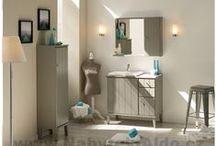 Koupelna / Koupelna velice často představuje nejfrekventovanější místnost v bytě. Navrhněte si ji takovou, abyste se v ní cítili pohodlně a měli z ní radost.