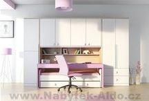 Dětský pokoj v paneláku / Moderní dětský pokoj, ve kterém se bude vaše dítě cítit příjemně a útulně, lze zařídit i v menších prostorech, třeba v paneláku. Podívejte se na nejrůznější provedení pokojů a nechte se inspirovat.