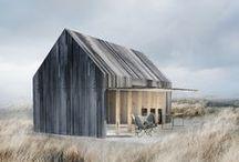 Boat House / nowoczesna STODOŁA / Boat House znajduje się na plaży, 20 metrów od wody, w pięknej okolicy Svallerup Strand w Danii.Budynek z założenia miał być bardzo prosty i jednocześnie bardzo praktyczny