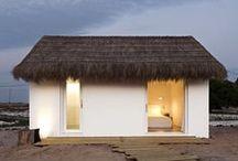 Casa na Areia / Aires Mateus / nowoczesna STODOŁA / Projekt bazował na istniejących warunkach, różniących się swym potencjałem mieszkalnym.