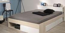 Sestavte si moderní ložnici / Váháte nad výběrem nábytku? Nevíte jak sladit jednotlivé barvy a zda se Vám bude nábytek k sobě hodit? Máme pro Váš řešení, vybíráme pro Vás dokonalé možnosti jak si ložnici zkombinovat dle vlastních parametrů a potřeb...