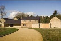 Watergate Farm / James Gorst Architects / nowoczesna STODOŁA / Oto jedna z tych realizacji, o której nie należy pisać a którą należy podziwiać, czerpiąc inspiracje.