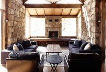 Pender Lea Barn / nS inspiracje / nowoczesna STODOŁA / Stara stodoła położona w Parku Narodowym Kościuszki, przekształcona w powierzchnię mieszkalną na wynajem.