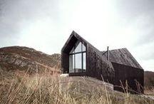 House at Camusdarach Sands / Raw Architecture Workshop / nowoczesna STODOŁA / Dbałość o środowisko widoczna była nie tylko w ułożeniu domu, ale także wykorzystaniu miejscowych robotników i materiałów.