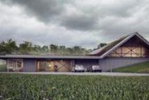 Green Line / Mobius Architekci / nowoczesna STODOŁA / Green Line to projekt domu na Warmii, w bezpośrednim sąsiedztwie jeziora.
