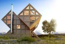 Valley House / Plan Bureau / nowoczesna STODOŁA / Architekci firmy Plan Bureau stworzyli dom, który przenosi góry do doliny.