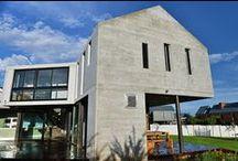 Lotheringen House / eftychis / nowoczesna STODOŁA / Co się stanie, gdy oddamy zdezelowaną stodołę pod opiekę projektanta wnętrz?