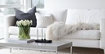 TS Scandinavian style / Scandinavian back-to-basic-lifestyle turns your thoughts to those cottage houses, nature beauty and harmony. Thus every interior style has got its own rules and trends to follow. Three Snails handmade team has made its own research on Scandinavian home creation elements. http://three-snails.com/categories/home-and-decor/