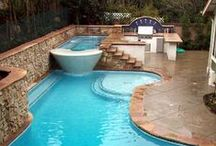 Pool Inspiration / Pool Inspiration for our Customers | Great Ideas for a Future Backyard | extreme-exteriors.com
