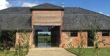 CHURCH HILL BARN / David Nossiter Architects / nowoczesna STODOŁA / Miejsce to znajduje się na pograniczu angielskich hrabstw Essex i Suffolk