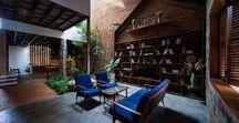 """Uncle's House / 3 Atelier / nowoczesna STODOŁA / """"Cała historia zaczęła się w 20015 r., kiedy budowaliśmy dom na pogórzu Di Linh w Wietnamie."""