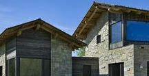 Contemporary Stone Farmhouse / Carney Logan Burke Architects / nowoczesna STODOŁA / Ten dom, zaprojektowany przez firmę Carney Logan Burke Architects