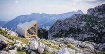 Alpine Shelter Skuta / OFIS arhitekti, AKT II, Harvard GSD Students / nowoczesna STODOŁA / Ekstremalne warunki atmosferyczne, jakie panują w górach, stanowią spore wyzwanie dla architektów, inżynierów budowlanych i projektantów.