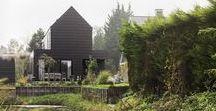 V House / BaksvanWengerden Architecten / nowoczesna STODOŁA / Zespół BaksvanWengerden Architecten miał zaprojektować jednorodzinny dom na działce w holenderskim Nollen-Oost, położonym na północny wschód od Alkmaar.