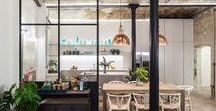"""Bakery Place / Jo Cowen Architects / nowoczesna STODOŁA / """"Bakery Place"""", zlokalizowane pomiędzy Falcon Park i Clapham Common w Londynie"""