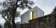 The Dovecote / AZO. Sequeira Arquitectos Associados / nowoczesna STODOŁA