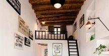 The Ibiza Campo house / Standard Studio / nowoczesna STODOŁA / Ten maleńki, ale piękny domek stoi na wzgórzu w północnej części Ibizy.