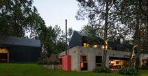 PE House / Taller Arquitectonica – Andres Escobar / nowoczesna STODOŁA