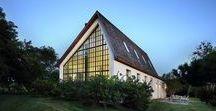 My Guest House / TA Dumbleton / nowoczesna STODOŁA / Studio architektoniczne TA Dumbleton Architect z Dublinu zaczerpnęło inspirację do tego projektu z dwóch rozbieżnych typologii – starego domu na farmie i miejskiego loftu