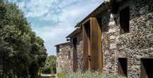 Villa CP / ZEST architecture / nowoczesna STODOŁA / Projekt Villa CP obejmuje renowację starej, katalońskiej farmy