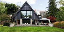 Gallery House / Taylor Smyth Architects / nowoczesna STODOŁA / Dom został zbudowany w latach 1960-tych, ale przeszedł gruntowną przebudowę