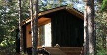 2057 House Kekkapaa / POOK Arkkitehtitoimisto / nowoczesna STODOŁA / Prosta forma domu z dwuspadowym dachem była reakcją na ogólną architekturę tego rejonu.