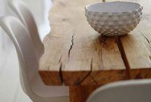 Décoration : Tables (Salle à Manger)