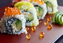 Cuisine : Sushis