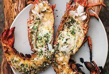 Cuisine : Crustacés
