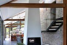 Apprentice Store / Threefold Architects / nowoczesna STODOŁA / Firma Threefold Architects z Londynu zmieniła magazyn o wartości historycznej w dom rodzinny
