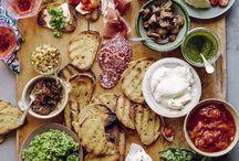 Cuisine : Planches d'Antipastis