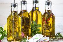 Cuisine : Huiles et Vinaigres Aromatisés
