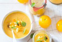 Cuisine : Soupes Froides et Gaspachos