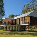 Platypus Bend / Robinson Architects / nowoczesna STODOŁA / Firma Robinson Architects zaprojektowała dom o nazwie Platypus Bend House, który stanął w miejscowości Pomona w Australii.