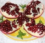 Pomegranate / Cooking, garnish and everything about pomegranate.