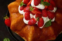 Dessert : Gâteaux