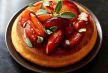 Dessert : Tartes