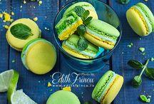 Dessert : Macarons