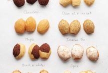 Dessert : Madeleines